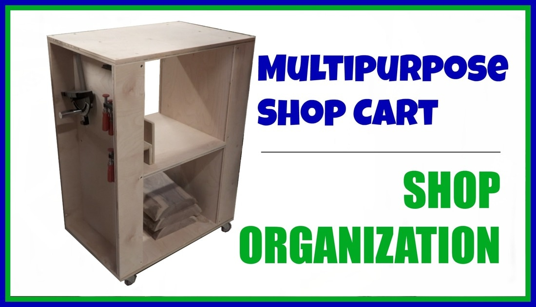Multipurpose Shop Cart plan