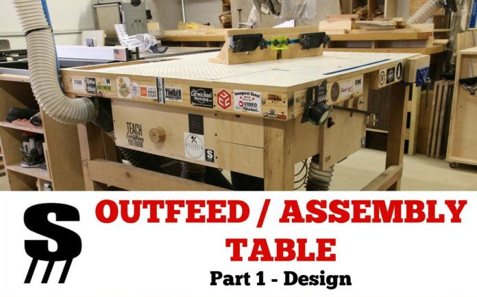 Outfeed/Assembly Part 1