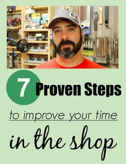 Maximize your shop time