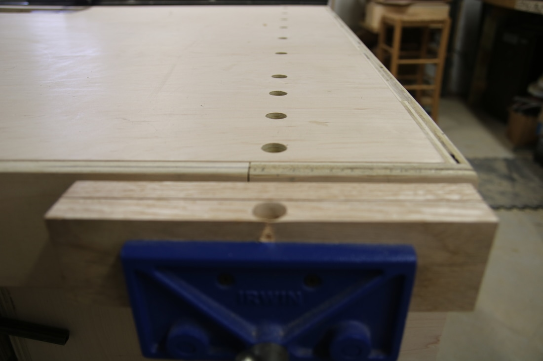 Outfeed Assembly Table Woodworking Shop Table