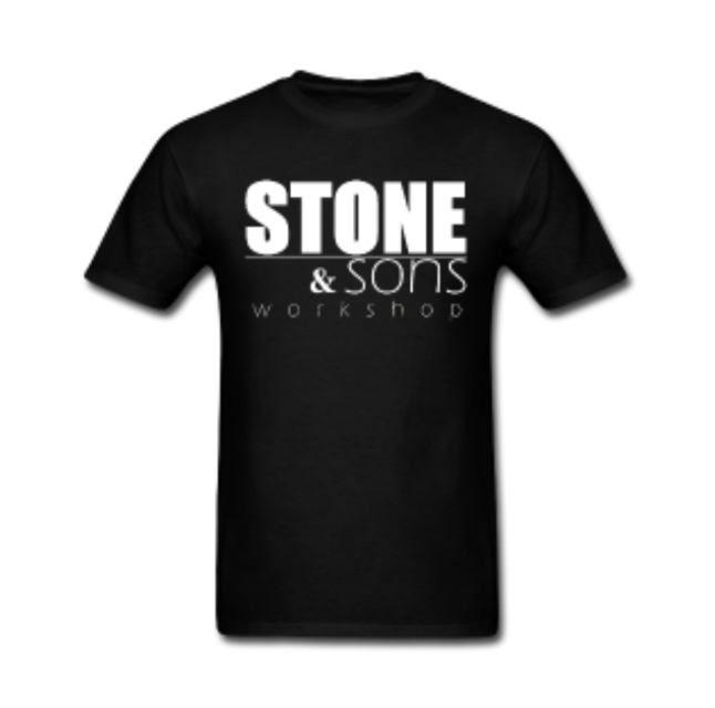 Stone and Sons Workshop t-shirt