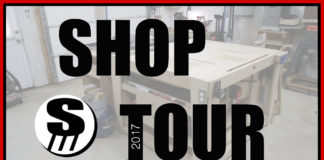 Shop Tour - Stone and Sons Workshop