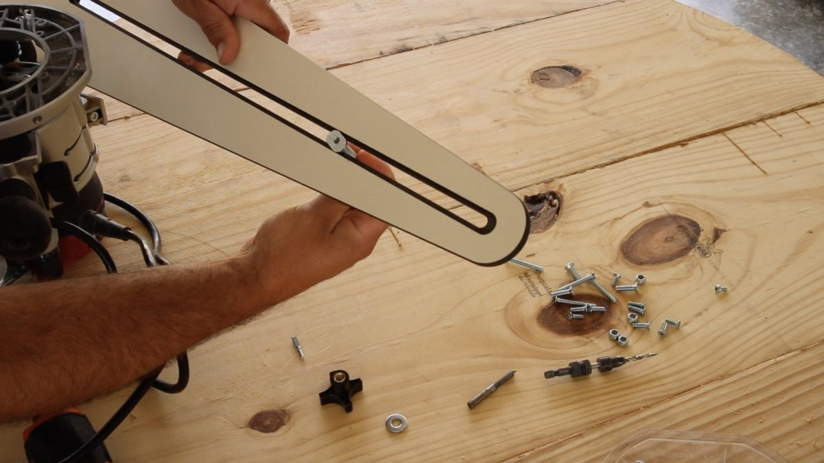 Circle Cutting Jig A Rockler Jig By Stone And Sons Workshop