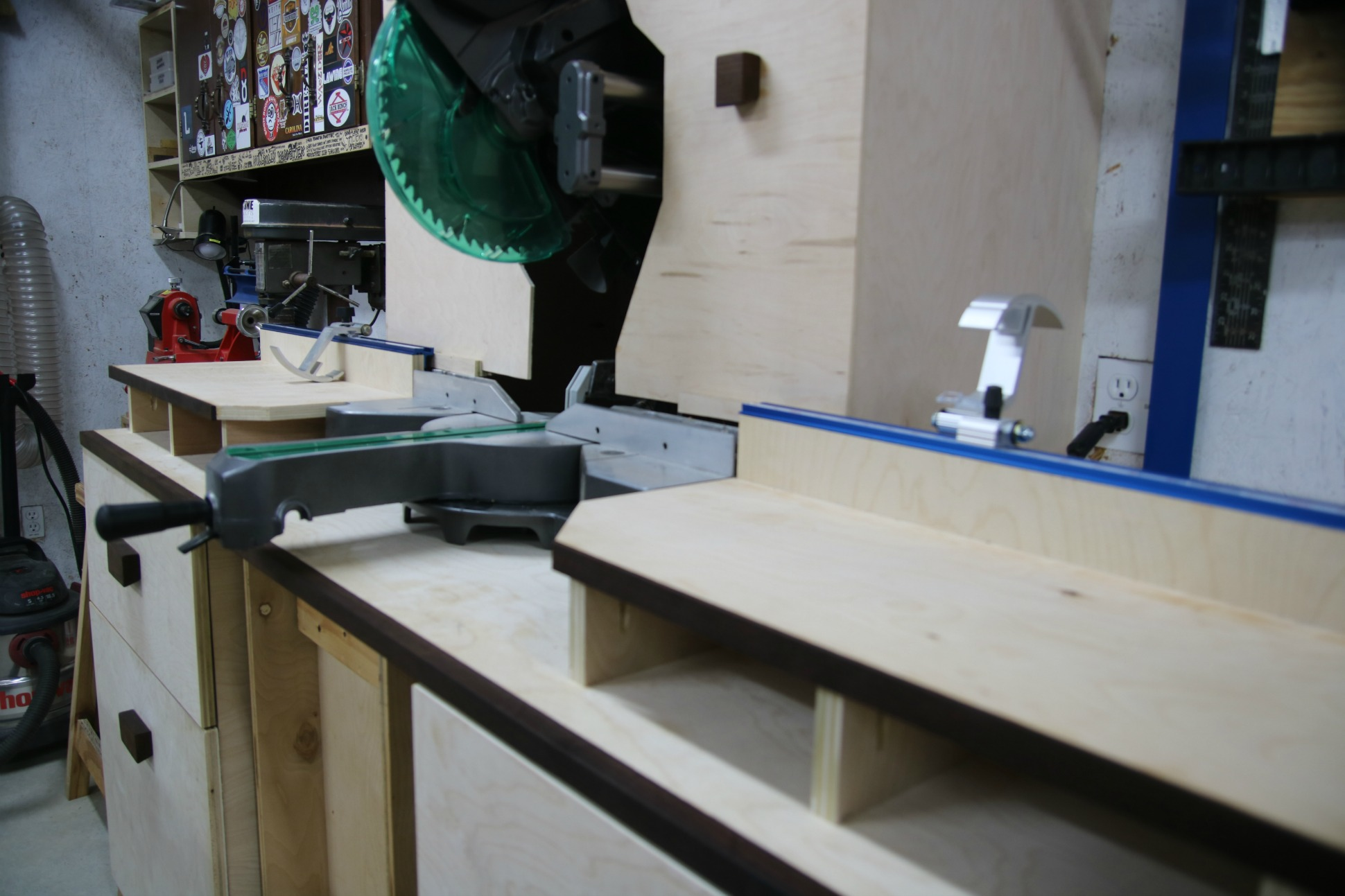 Miter Saw Fence Systems Extensions Best Fence Kits And Diy Plan